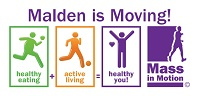 Malden is Moving Logo